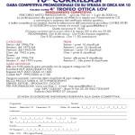 corrillasi 2014 10a edizione volantino gara competitiva