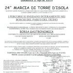 marcia di torre d isola 24a edizione 2014