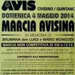 volantino marcia avisina 2014 cividino