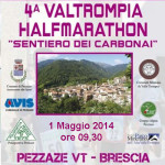 halfmarathon 2014 pezzaze valtrompia