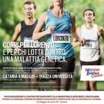 volantino Maratona non competitiva Walk of life catania