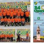 volantino corsa podistica 24ore ciseranese 2014