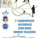 volantino nordic walking firenze-Borgo San Lorenzo 2014
