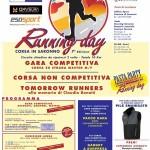 volantino running day 2014 saronno