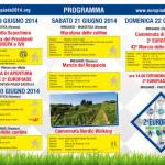 programma 2 EUROPIADE 2014 FIASP Vicenza
