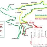 percorso maratona val di scalve azzone 2014