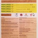 volantino conoscere chatillon saint vincent 2014