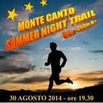 volantino corsa carvico skyrunning 2014