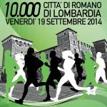 volantino corsa fidal romano di lombardia settembre 2014
