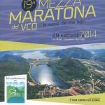 volantino mezza maratona del vco 2014 gravellona