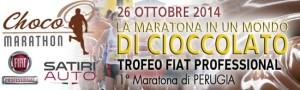 banner choco marathon perugia 2014