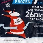 volantino aperunning frozen dicembre 2014