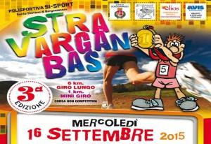 corsa stravarganbas 2015 a Borgomanero