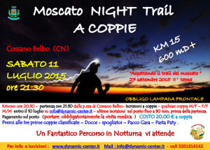 volantino night trail 2015