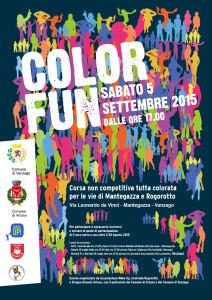 Color Fun 2015 - Locandina