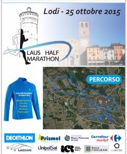 Regolamento Laus Half Marathon