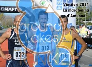 maratonina d'autunno 2014 lecco i vincitori