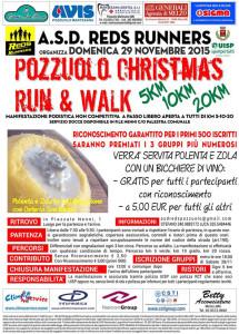 volantno pozzuolo christmas run e walk 2015