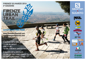 Firenze Urban Trail 2016