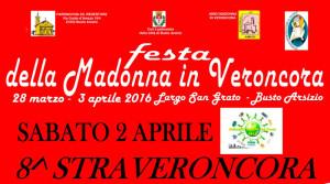 banner corsa 8a straveroncora 2016