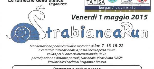 banner corsa strabianca run 2015