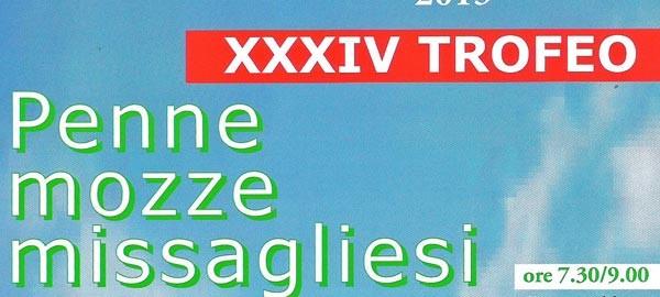 volantino corsa XXXIV penne mozze missagliesi 2015