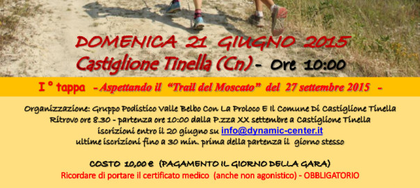 Gara Castiglione aspettando il trail 2015