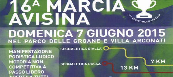 banner 16ma marcia avisina 2015 Bollate