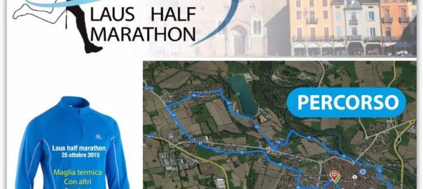 Volantino Laus Half Marathon