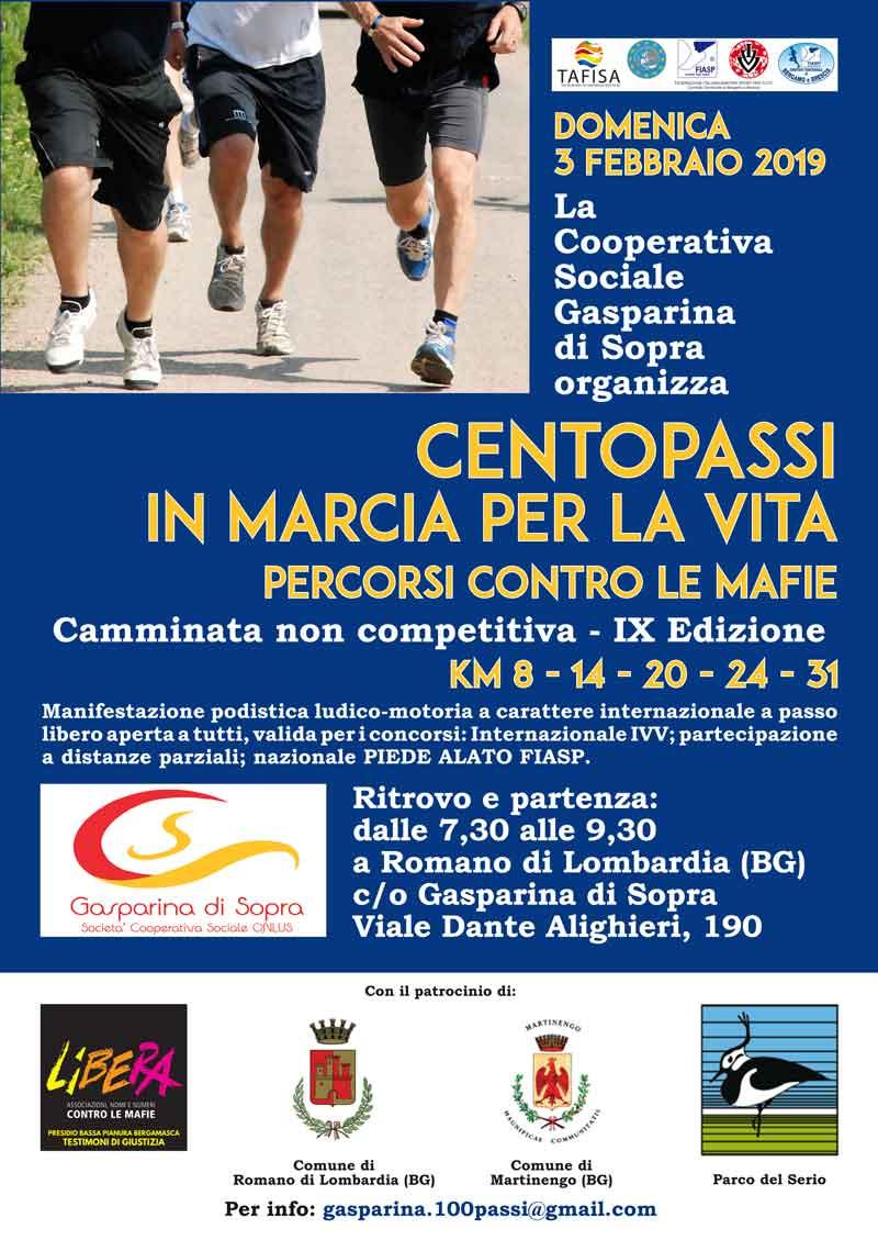 Calendario Corse Podistiche Lombardia.Cento Passi Marcia Per La Vita 9 Edizione Podopodo It